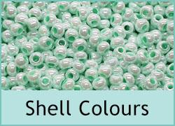 FGB Size 12 Shell Colours