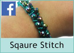 Square Stitch - 31st March