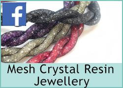 Mesh Crystal Resin - 25th July