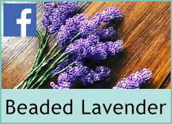 Beaded Lavender - 6th August