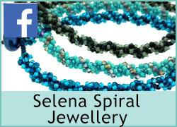 Selena Spiral Jewellery - 13th August