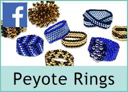 Peyote Rings - 18th October