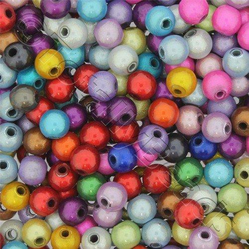 Miracle Beads 6mm 65pcs