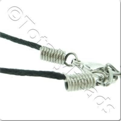 Black Necklace Cord - Thin String