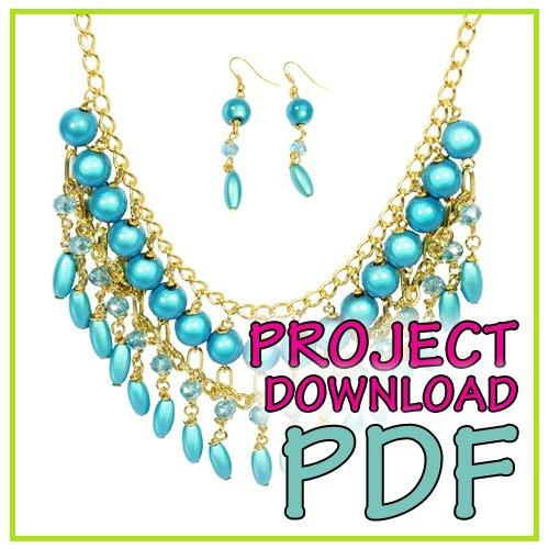 Celeste Necklace - Download Instructions