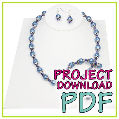 Petula Necklace - Download Instructions