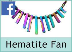 Hematite Fans - 20th May