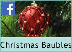 Christmas Baubles - 22nd June