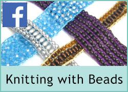 Knitting with Beads - 23rd July