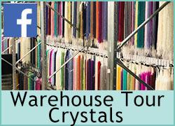 Warehouse Tour - Crystals - 4th September