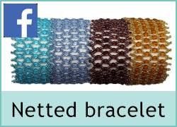 Netted Bracelet - 28th September