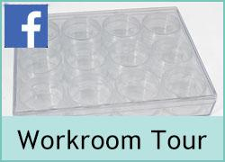 Kitti Workroom Tour - 18th Feb
