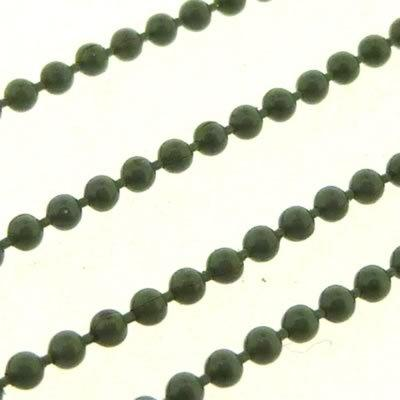 Ball Chain 1.5mm - Grey - 1m