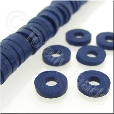 Fimo Heishi Disc 6mm - Montana - 150pcs