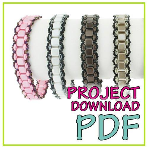Johana Czech Bracelet - Download Instructions