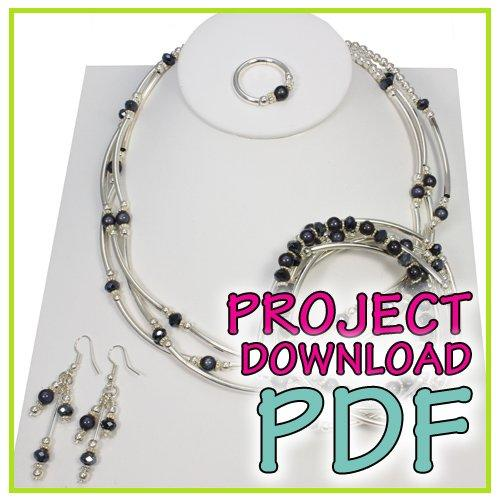 Pippa Necklace - Download Instructions
