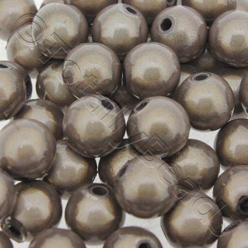 Miracle Beads - 10mm Round Shadow