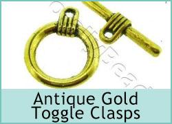 Gold Colour Toggles