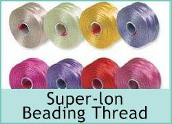 Super-Lon Beading Thread