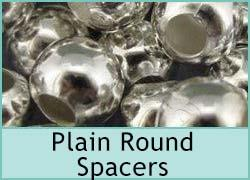Plain Round Spacers