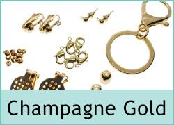 Findings Champagne Gold