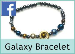 Galaxy Bracelet - 20th June