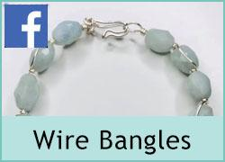 Wire Bangle - 5th July