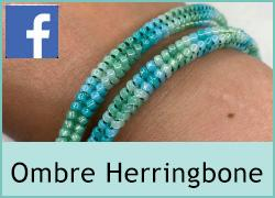 Ombre Herringbone - 25th August