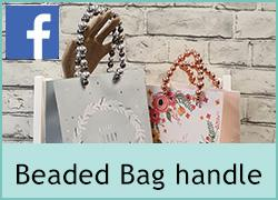 Beaded Bag handles - 30th September