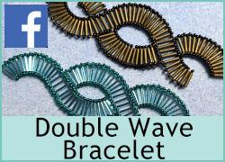 Double Wave Bracelet - 28th January