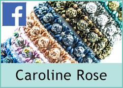 Caroline Rose Bracelet - 19th Feb