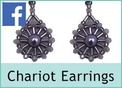 Chariot Earrings - 8th March