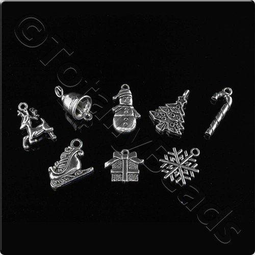 Christmas Charms Mixed Pack
