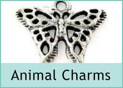 Metal Charms - Animals