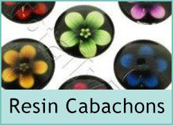 Resin Cabachons
