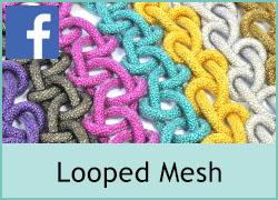Looped Mesh necklace - 29th April