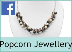 Popcorn Jewellery - 1st April