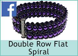 Double Row Flat Spiral - 6th July