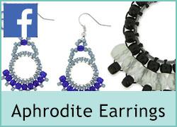 Aphrodite Earrings - 22nd July
