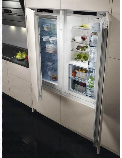 Built-In/In-Column-Freezers