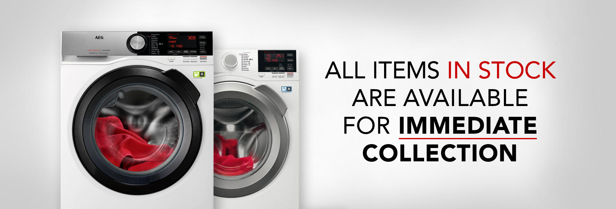 Cheap kitchen appliances, washing machines, cookers, hobs ...