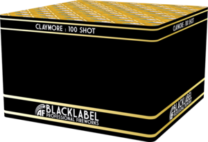 Claymore 100-shot