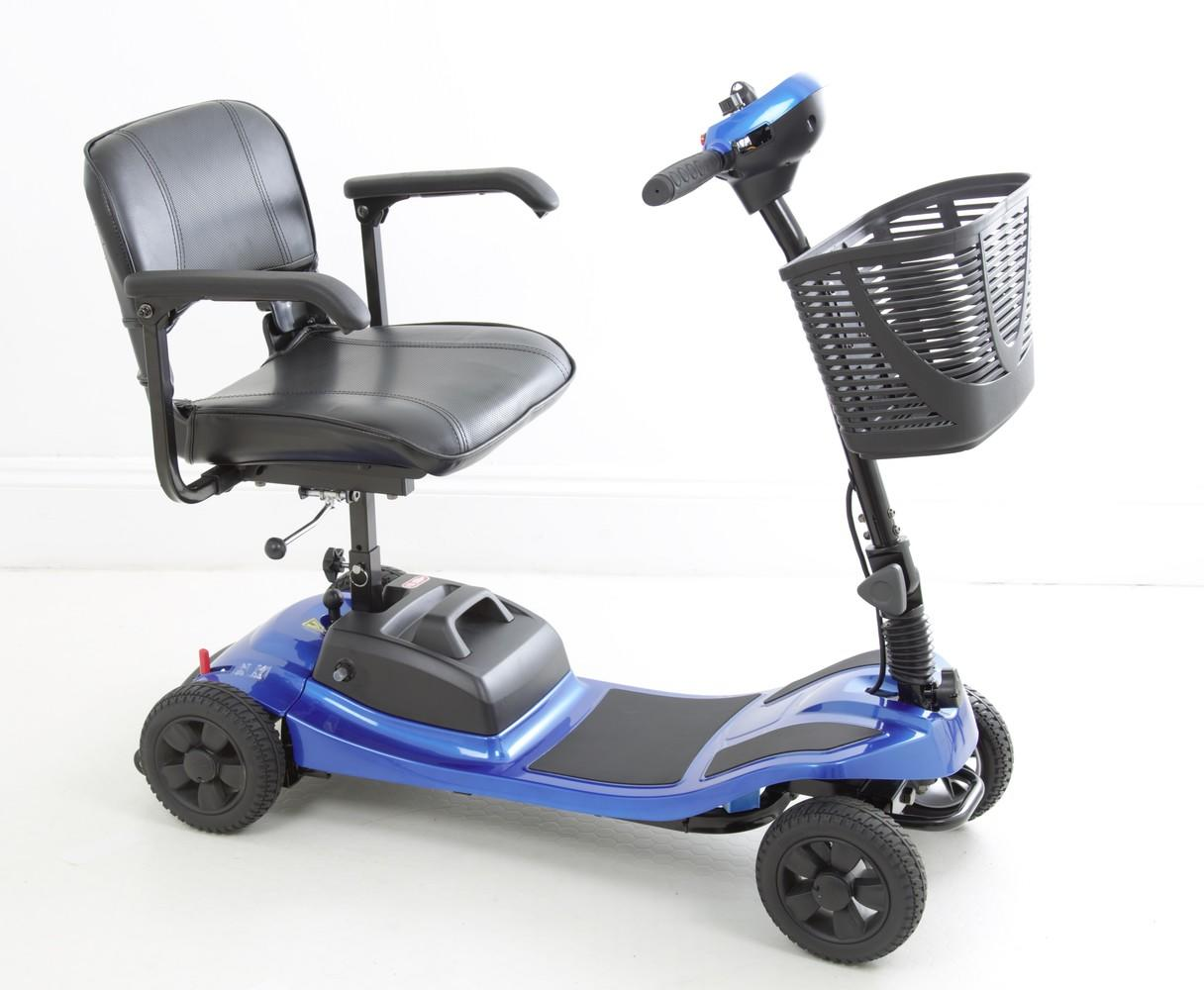 Liberty Boot Scooter Graphite Blue