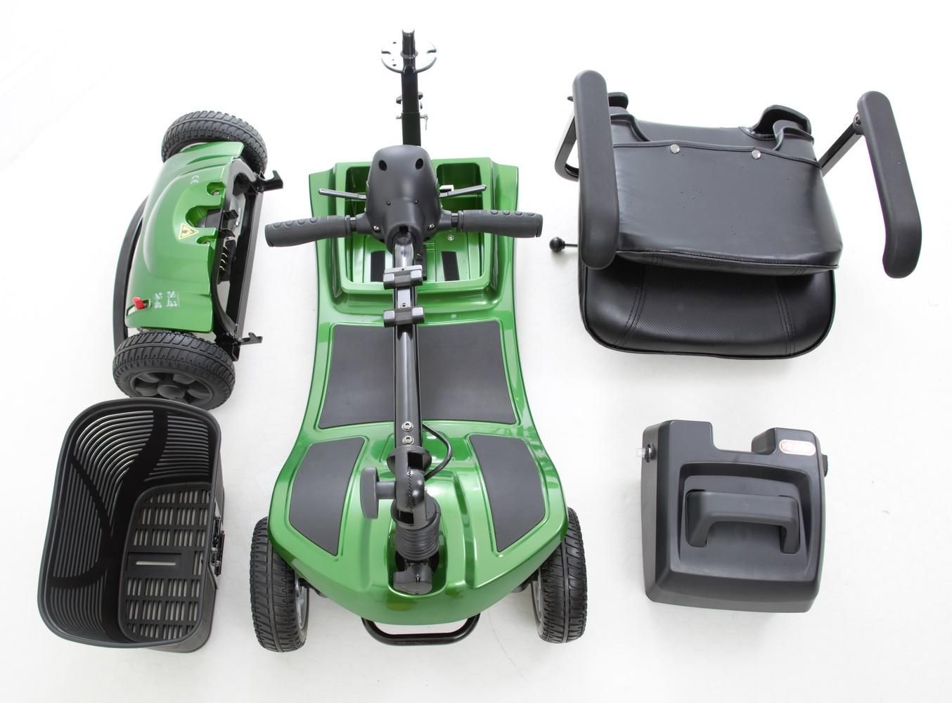 Liberty Boot Scooter Graphite Green