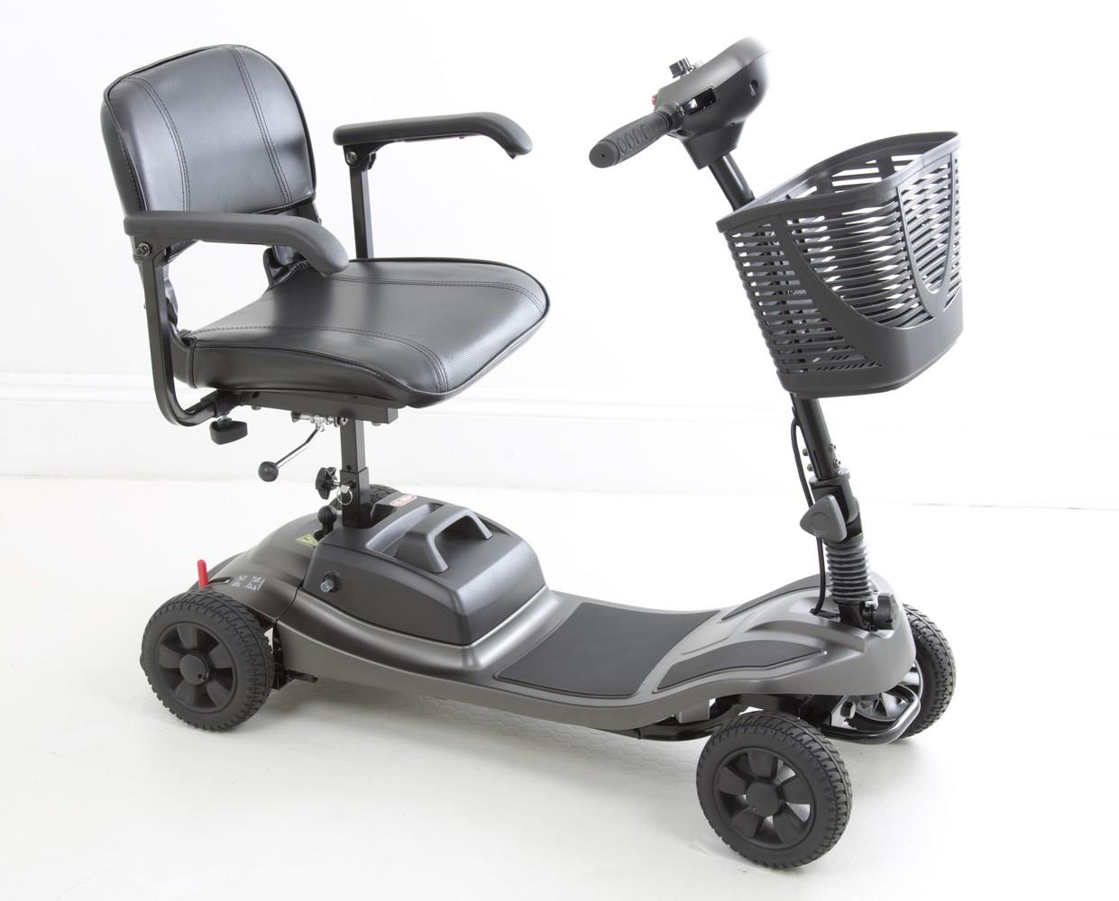 Liberty Boot Scooter Graphite Grey