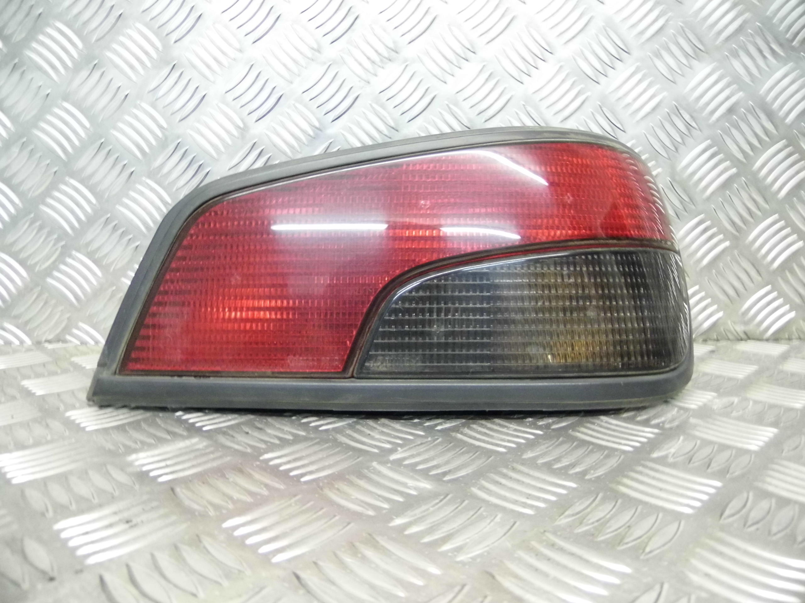 Rear Lights Peugeot 605 Fuse Box 1996 306 Drivers Side Light Front View
