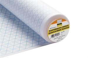 per metre Vilene Extra Heavy Sew-In Interlining 30cm wide White