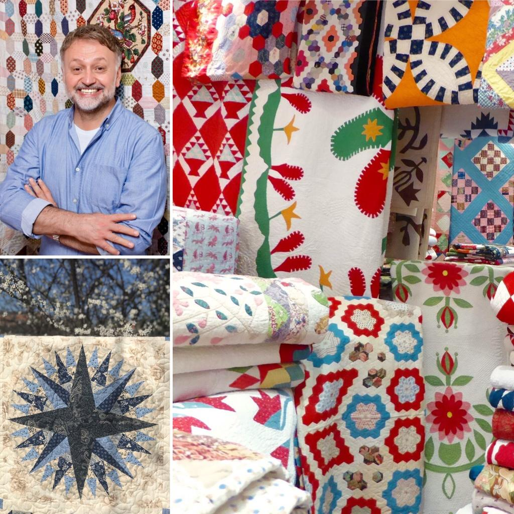 Antique Quilts Exhibition : 25 May – 8 June 2019
