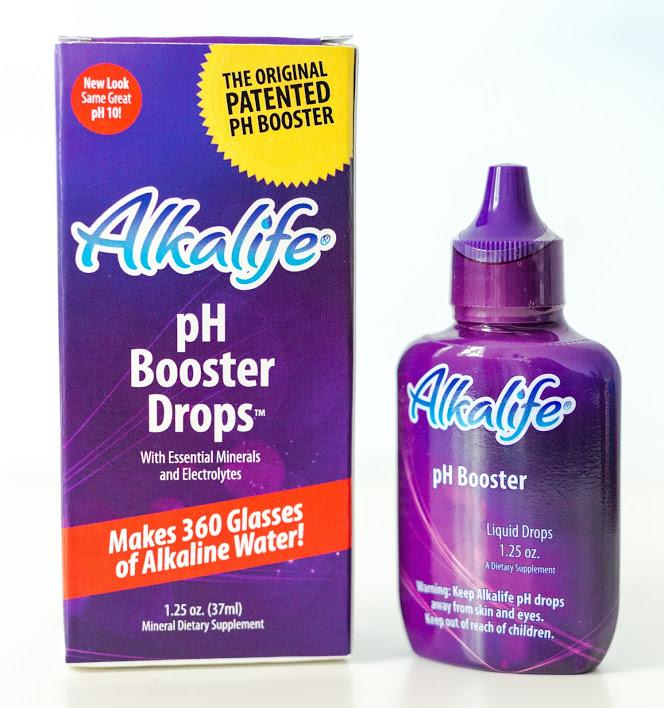 1 bottle AlkaLife PH drops has a net content of 37 ml (= 900 drops) which is sufficient for a 2 months of use.