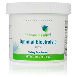 Optimal Electrolyte Berry Flavour by Seeking Health